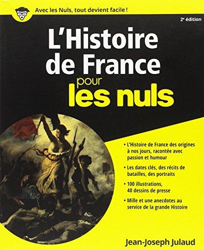 9782754054324: L'Histoire de France Pour les Nuls, 2ème édition (French Edition)