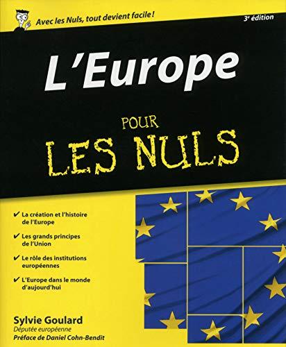 9782754055680: L'Europe pour les Nuls, 3e édition
