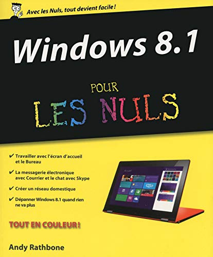 9782754055796: Windows 8.1 Pour les Nuls