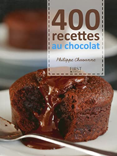9782754055925: 400 recettes au chocolat