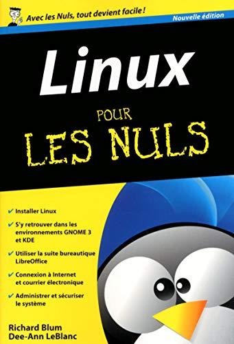 9782754058582: Linux pour les nuls