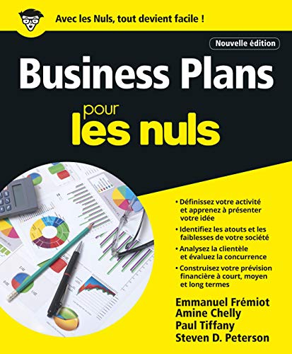 Business Plans pour les Nuls: Chelly, Amine