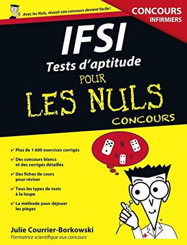 9782754064156: IFSI Tests d'aptitude Pour les Nuls Concours
