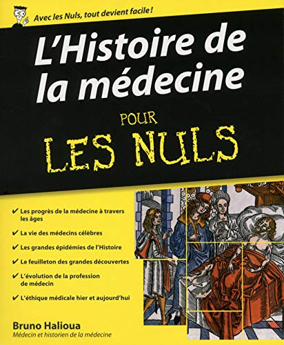 9782754065856: l'histoire de la médecine pour les nuls