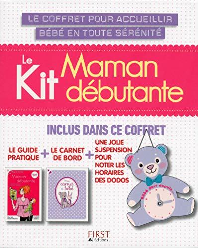 9782754066419: Le Kit maman débutante