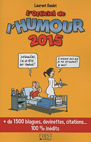 9782754066587: L'Officiel de l'humour 2015