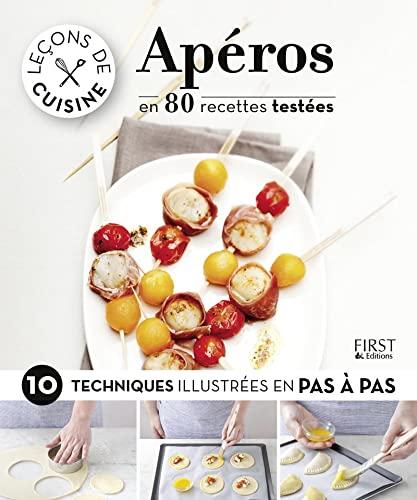 9782754066983: Leçons de cuisine - Apéros