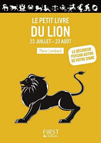 Le Petit Livre du Lion: n/a