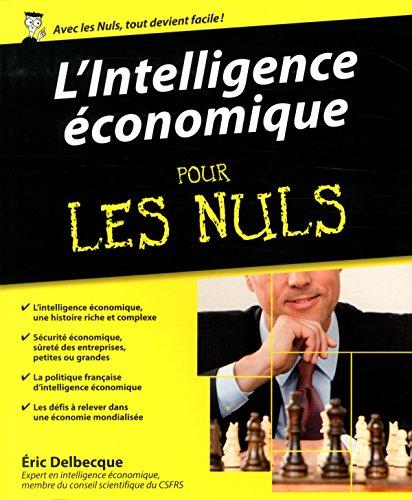 9782754067539: L'Intelligence �conomique pour les Nuls