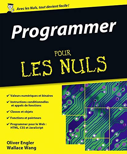 Programmer Pour les Nuls: Olivier Engler, Wallace Wang