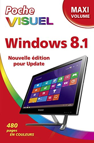 Poche visuel windows 8.1 update maxi volume