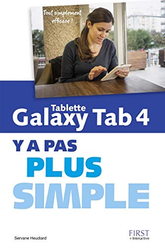 Tablette Galaxy Tab 4: Heudiard, Servane