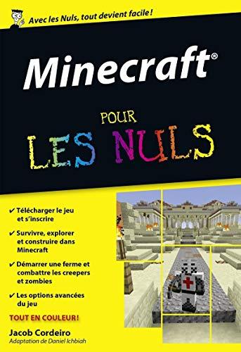 9782754068239: Minecraft pour les Nuls