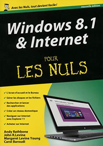 Windows 8.1 et Internet, Mégapoche pour les Nuls x: Rathbone, Andy