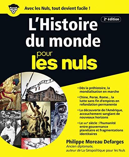 9782754070232: L'Histoire du monde pour les Nuls