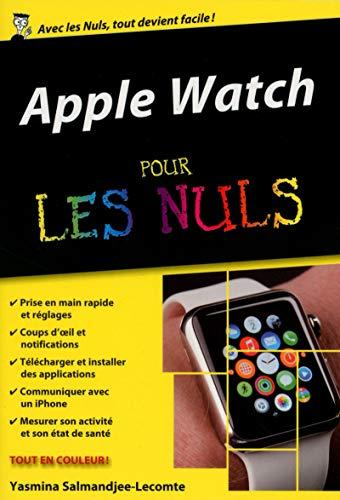 9782754070690: Apple Watch pour les Nuls poche