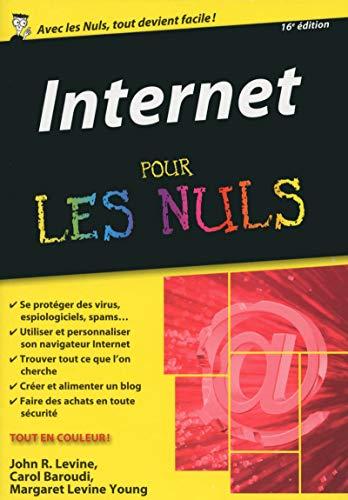 Internet pour les Nuls: Levine, John R.