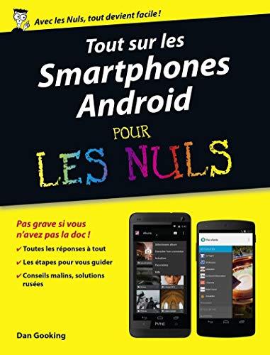 9782754070874: Tout sur mon Smartphone Android pour les Nuls