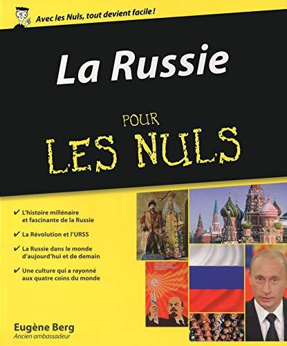 9782754071604: La Russie pour les Nuls