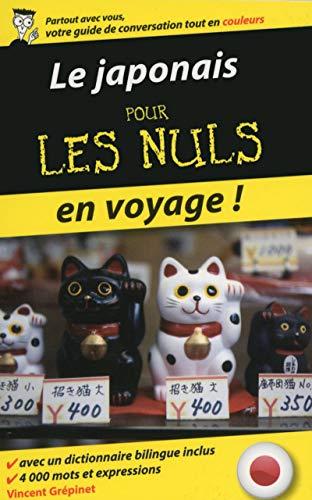 9782754074278: Le japonais pour les Nuls en voyage