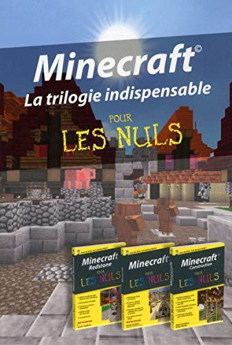 9782754080255: Coffret Minecraft pour les Nuls poche