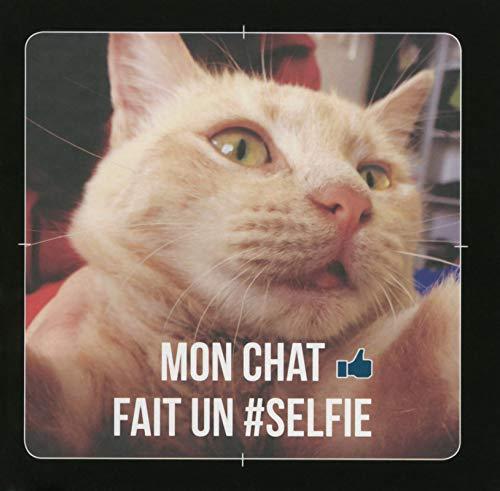 9782754081856: Mon chat fait un selfie !