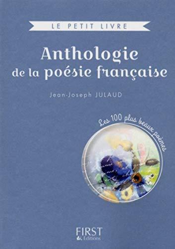 9782754082341: Le Petit Livre collector - Anthologie de la poésie française