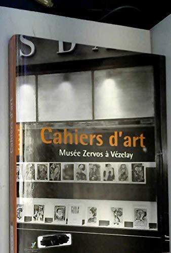 9782754100533: Cahiers d'art : Musée Zervos à Vezelay