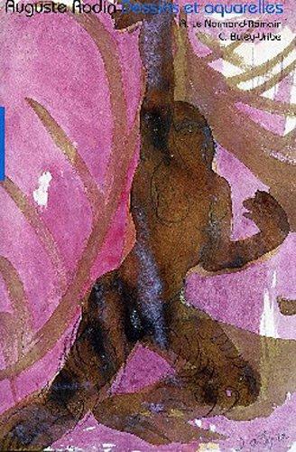 9782754100823: Rodin Dessins Et Aquarelles (Monographie) (French Edition)