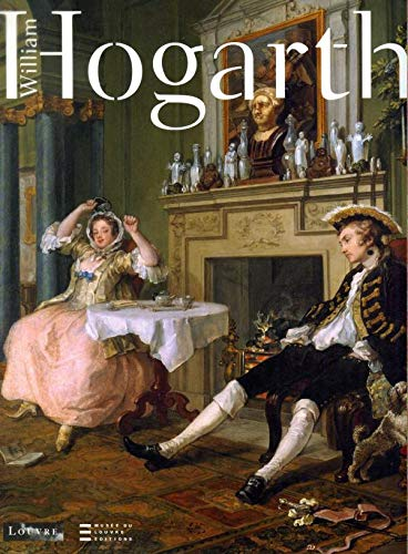 William Hogarth: Hallett, Mark; Riding,