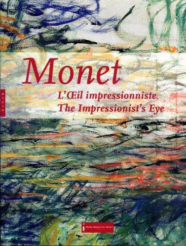 MONET L'OEIL IMPRESSIONNISTE: COLLECTIF