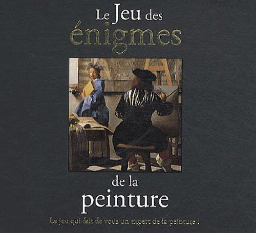 9782754104852: Le Jeu des énigmes de la peinture