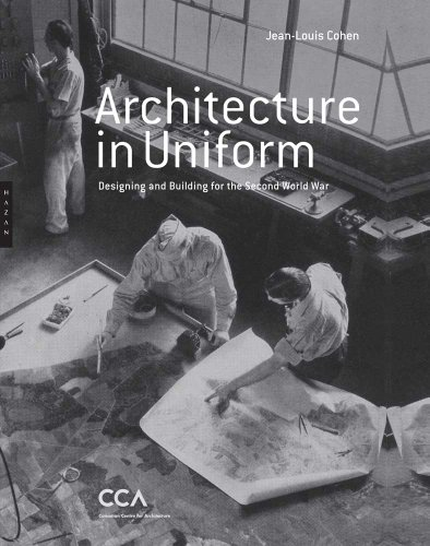 9782754105309: Architecture in Uniform: Designing and Building for the Second World War