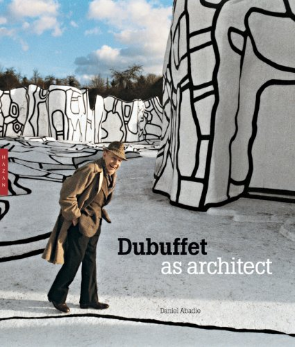 9782754105439: Dubuffet Architect