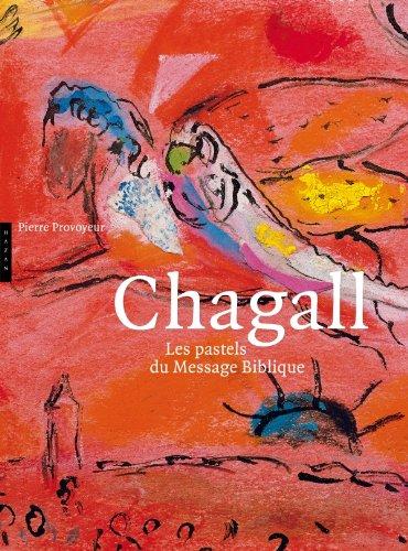 Chagall Les Pastels du Message Biblique: PROVOYEUR ( Pierre )