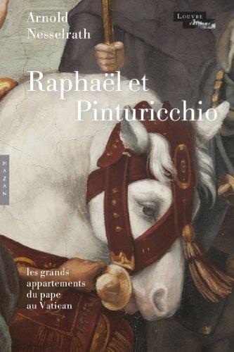9782754106641: Rapha�l et Pinturicchio. Les grands d�cors des appartements du pape au Vatican
