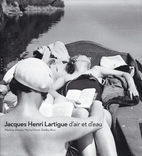 9782754106726: Jacques-Henri Lartigue d'air et d'eau