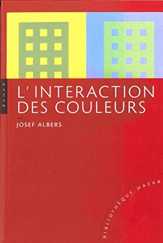 9782754106832: Interaction des couleurs Nouvelle �dition (Biblioth�que Hazan)