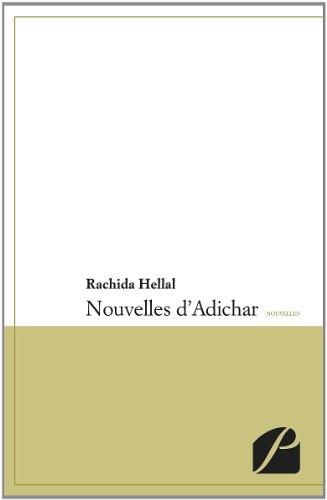 9782754711722: Nouvelles d'Adichar