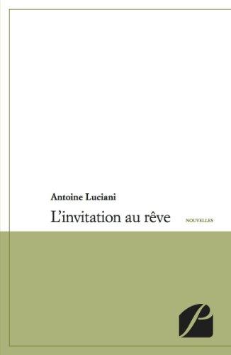 9782754719384: L'Invitation au Reve