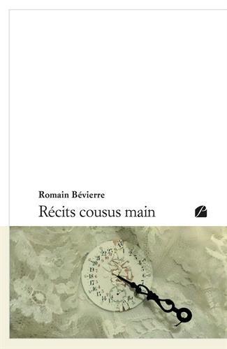 9782754726924: Recits cousus main