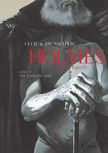 Holmes (Tome 2-Les Liens du sang): (1854/: Cecil; Luc Brunschwig