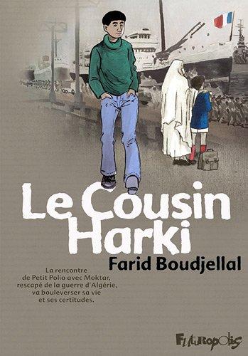 9782754802413: Le cousin Harki