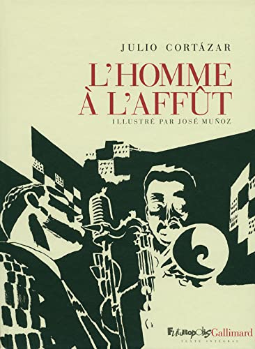 9782754804066: L'homme a l'affut (French Edition)