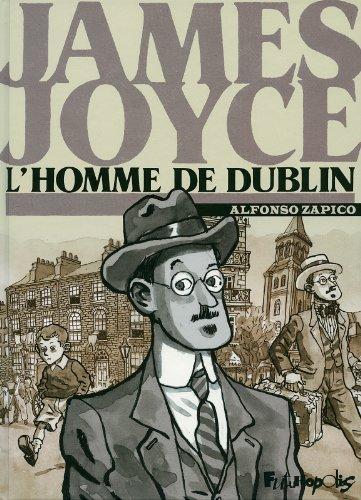 9782754808934: James Joyce, l'homme de Dublin