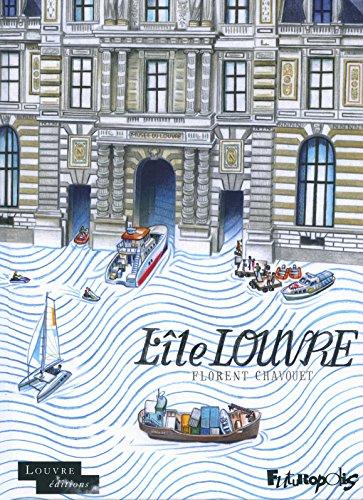 9782754810104: L'île Louvre