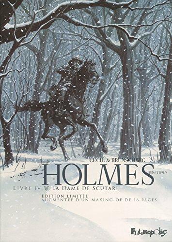 Holmes, IV: La Dame de Scutari: Luc Brunschwig; Cecil