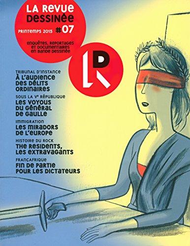 9782754812009: La revue dessinee n7