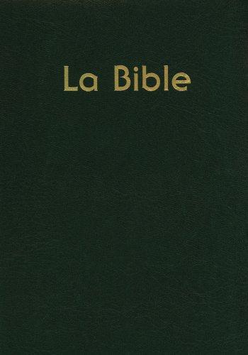 9782755000375: bible du semeur, pu, vert, fermeture eclair, tranche doree