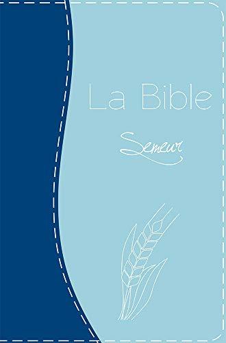 9782755001594: Bsg la Bible Semeur Gros Caractères Pu Duo Bleu
